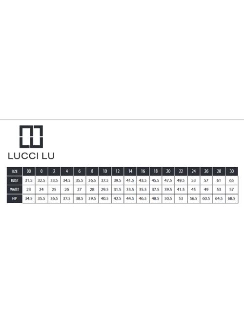 LucciLuSizeChart