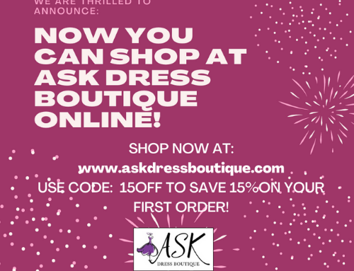 ASK Now Has Online Shopping for 2021!
