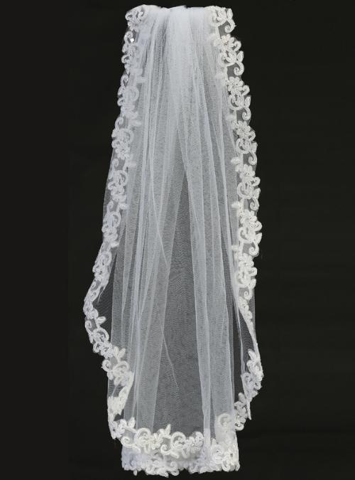 communion veil T-305