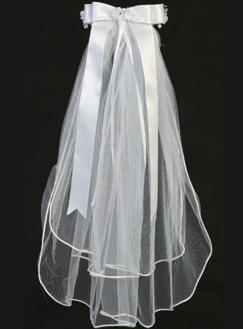 Communion Veil T-416-back
