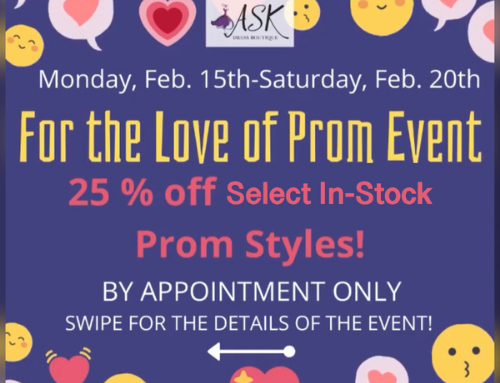 For the Love of Prom Event 2021