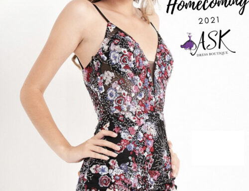 Top Dress Trends for Homecoming 2021